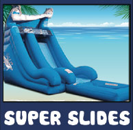 Water Slide Rentals Oahu, Hawaii