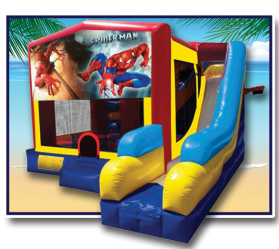 Hawaii Bounce House Rentals Spiderman