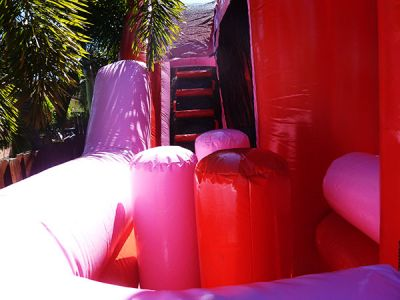 hello kitty bounce house rental Oahu