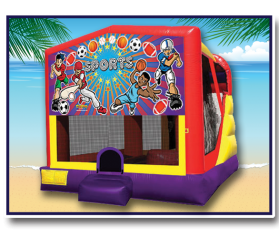 Sports Bouncer Rental