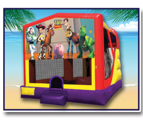 Toy Story Bouncer Rental