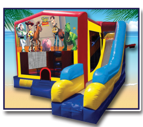 Hawaii Bouncer Rentals Toy Story