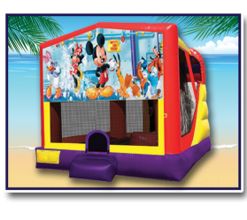 Mickey Bouncer Rental